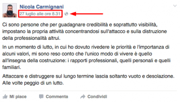 nicola carmignani