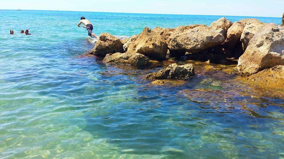 mare siciliano - ragusa - sicilia - italia